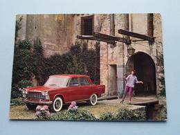 FIAT 2300 ( Druk. Vontobel ) Anno 1962 > Genève ( Zie / Voir Photo ) ! - Voitures De Tourisme