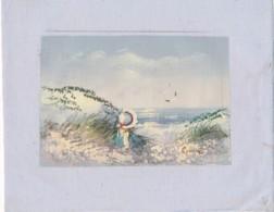 AC -B3430 - Jolie Peinture Sur Toile  Format Environ   190x245mm ( Nature, Sujet, état ... Voir Scan) - Autres Collections