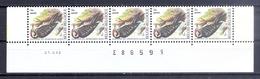 105 * BUZIN Datumstrook * Nr 2349 * 21-2-92 * Postfris Xx * - 1985-.. Oiseaux (Buzin)