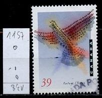 Canada - Kanada 1990 Y&T N°1157 - Michel N°1196 (o) - 39c Année De L'alphabétisation - 1952-.... Règne D'Elizabeth II
