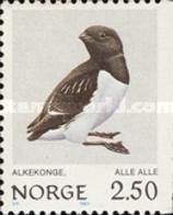 Norway - Birds -1983 - Norway