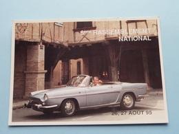 6ème Rassemblement National LISLE Sur TARN ( R.B.G. ) Anno 1995 ( Zie / Voir Photo ) ! - Voitures De Tourisme