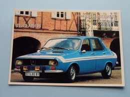 7ème Rassemblement National LISLE Sur TARN ( R.B.G. ) Anno 1996 ( Zie / Voir Photo ) ! - Passenger Cars
