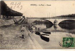 Mantes Le Pont Amont - Mantes La Jolie