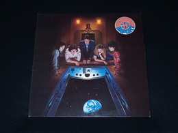 "WINGS (Paul McCartney) – ""Back To The Egg"" – LP IMPORT – 1979 – MPL Communications Ltd – Made In U.K. - Rock"