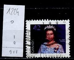 Canada - Kanada 1991 Y&T N°1224 - Michel N°1269 (o) - 42c Elisabeth II - 1952-.... Règne D'Elizabeth II