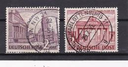 Berlin, Nr. 58/59, Gest. Mi. 22,- Euro (T 8952) - Gebraucht
