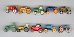 La Gadoue Tracteurs           13 - Fèves