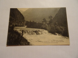 CPA Livet-Riouperoux - Gorges De Sechilienne - Cataractes De La Romanche - France