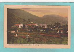 Small Post Card Of Badhotel Songoriti,Malang,Java Indonesia,,R44. - Indonesia