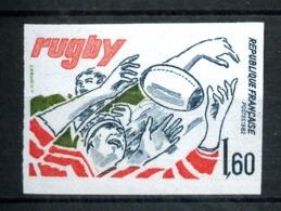 2236a -  1,6oF  Rugby - Non Dentelé - Neuf N** - Très Beau - No Dentado