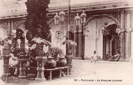 CPSM, 32-Port-Louis, La Mosquée Jummah - Maurice