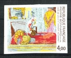 2301a - 4,ooF  Tableau De Pierre Bonnard - Non Dentelé - Neuf N** - Très Beau - No Dentado