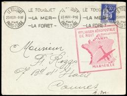 1939, Frankreich, 393, Brief - Frankreich