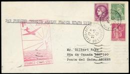 1939, Frankreich, 383 U.a., Brief - France