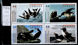 Canada - Kanada 2003 Y&T N°1988 à 1991 - Michel N°2105 à 2108 Nsg - Série Oiseaux - Neufs