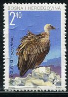 BB2120 Bosnia And Herzegovina 1998 Bird Vulture 1V MNH - Oiseaux