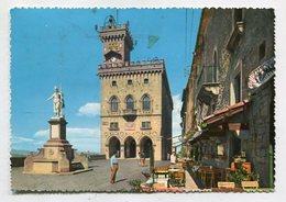 SAN MARINO  - AK 340396 Palazzo Del Guverno - Saint-Marin