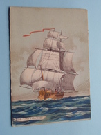 LE TRITON XVIII° ( BD 1114 E / Zie / Voir Photo ) Anno 19?? ! - Segelboote
