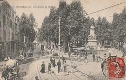 Bouches-du-rhone : MARSEILLE : Les Allées De Meilhan - Marseille