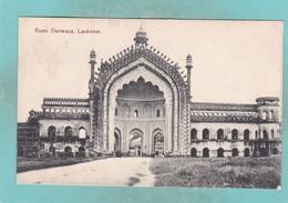 Old Post Card Of Rumi Durwaza,Lucknow, Uttar Pradesh, India,J33. - Inde