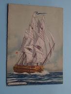 LE LION XVIII° ( BD 1114 B / Zie / Voir Photo ) Anno 19?? ! - Segelboote