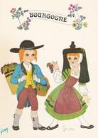 BOURGOGNE PAR VALERIE ASLAN ACHAT IMMEDIAT - Costumes