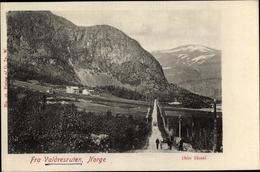 Cp Valdesruten Norwegen, Oilo Hotel - Norwegen