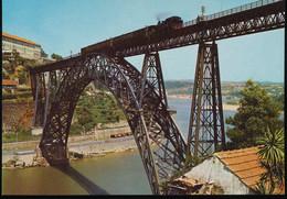 """Porto -- """" Pont """"D.Maria Pia """" - Ouvrages D'Art"""