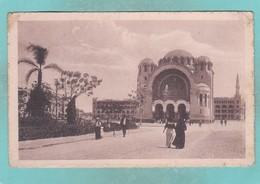 Old Post Card Of La Basilique,Heliopolis, Cairo, Cairo, Egypt ,J33. - Le Caire