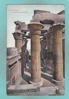 Old Post Card Of Kom Ombo,Kawm Umbu, Aswan, Egypt ,J33. - Aswan