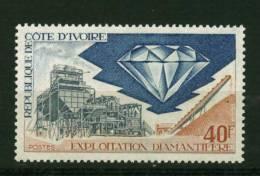 Rep. Côte D'Ivoire ** N° 342 - Exploitation Diamantifère - Côte D'Ivoire (1960-...)