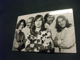 STORIA POSTALE  FRANCOBOLLO UNGHERIA  NEOTON EGYUTTES Neoton Família Was One Of The Most Successful Hungarian Pop-bands - Cantanti E Musicisti