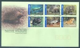 AUSTRALIA  - FDC - 4.3.2006 - NATIVE WILDLIFE - Yv 2418-2423 - Lot 18585 - Premiers Jours (FDC)