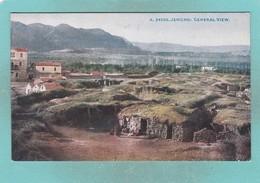 Old Post Card Of Jericho, West BankJ33. - Palestine