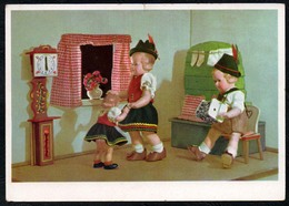 C0361 - Käthe Kruse Puppen - Trachtenpuppe - Jeux Et Jouets