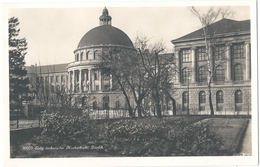 Zürich, Eidg. Technische Hochschule, ETH - ZH Zurich