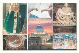 D1457 Vatican Pope Multi Views - Vatican