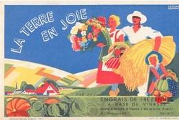 """AIRE-SUR-La-LYS   (62 - Pas-de-Calais)   La Terre En Joie   """" Engrais De Trezenn """" - Aire Sur La Lys"""