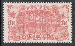 GUYANE N°108 N** - Guyane Française (1886-1949)