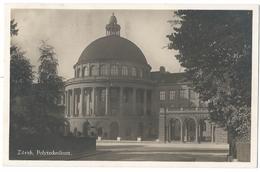 Zürich, Eidg. Technische Hochschule, ETH, Polytechnikum 18.07.1929 - ZH Zurich
