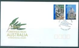AUSTRALIA  - FDC - 2.5.2006 - KOALA - Yv 2533-2534 - Lot 18587 - Premiers Jours (FDC)