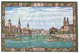 Zürich, Nach Originalaquarell Von Otto Lasius - ZH Zurich