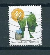 2008 Netherlands Amersfoort Used/gebruikt/oblitere - Periode 1980-... (Beatrix)