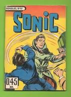 Sonic N° 17 - Société D'éditions Générales - Dépôt Légal : Décembre 1962 - BE - Livres, BD, Revues