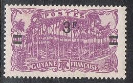 GUYANE N°105 N* - Guyane Française (1886-1949)