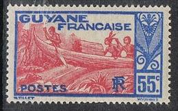 GUYANE N°120A N* - Guyane Française (1886-1949)