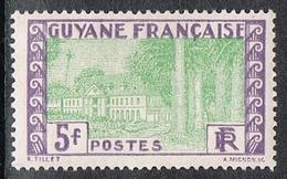 GUYANE N°130 N* - Guyane Française (1886-1949)