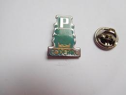 Beau Pin's ,  Auto , Codeparc - Exploitation De Parkings , Paris - Badges