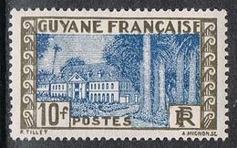 GUYANE N°131 N* - Guyane Française (1886-1949)